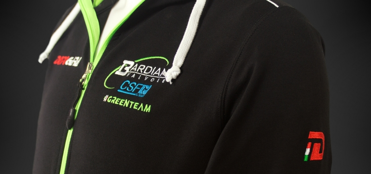 Bardiani CSF Greenteam